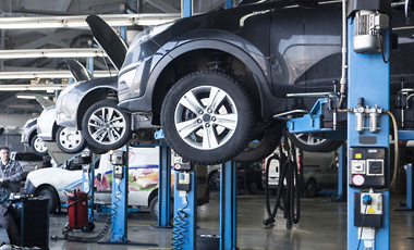 Operational improvement of car inspections and maintenance